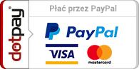 Płać przez PayPal w CBDZOE