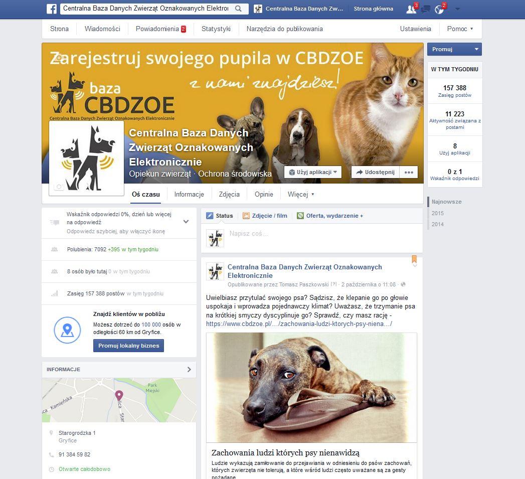 facebook CBDZOE